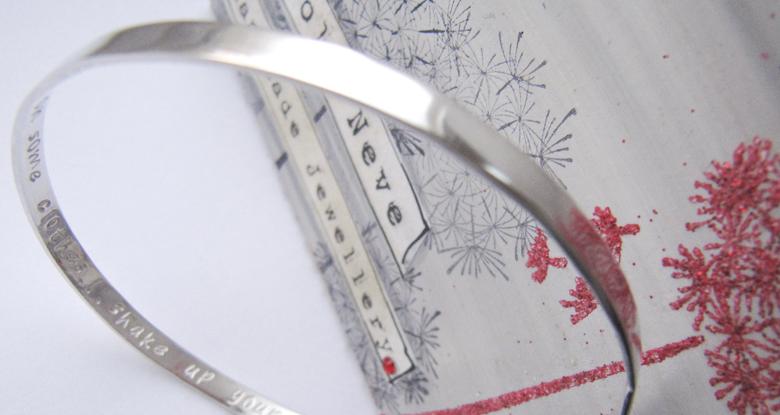 Nicola Neve Jewellery Personalised Handmade Silver